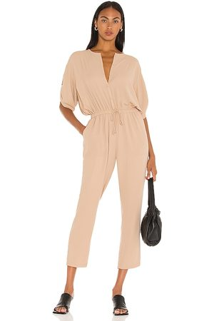 ATM Anthony Thomas Melillo Georgette Jumpsuit in . Size XS, S, M.