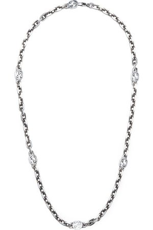 Gucci Herren Halsketten - Halskette mit GG
