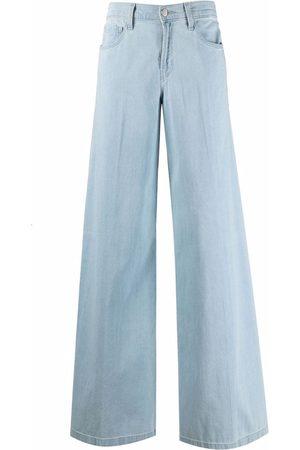 J Brand Jeans mit weitem Bein