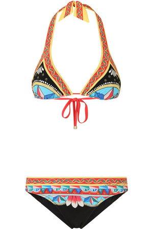 Dolce & Gabbana Damen Bikinis - Bikini mit grafischem Print
