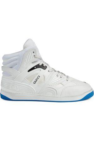 Gucci Herren Sneakers - Basket Sneaker mit GG