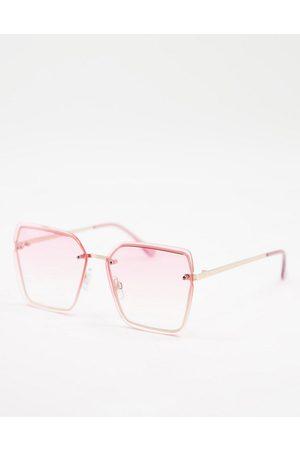 Jeepers Peepers – Eckige Damen-Sonnenbrille in