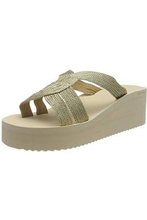 flip*flop Damen Wedge Greek Sandalen