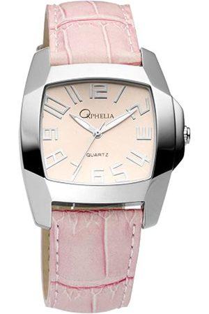 ORPHELIA Damen Uhren - Damenuhr Quarz 143-1608-77