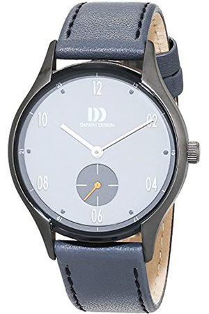 Danish Design Damen Uhren - Damen Analog Quarz Uhr mit Leder Armband 3324595