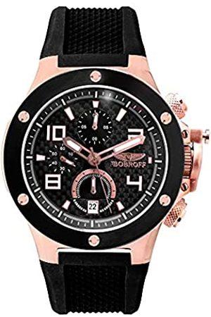 BOBROFF Herren Uhren - BF1002M15 Uhr Man