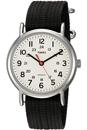 Timex Herren Uhren - Herren Quarz Uhr mit Nylon Armband TWC027600