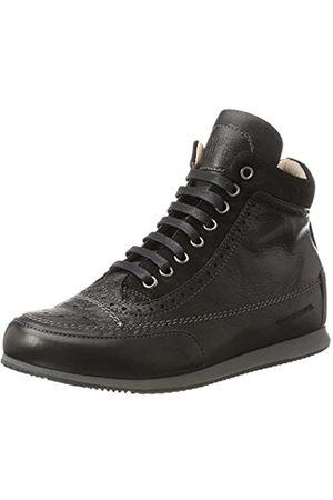 Candice Cooper Damen Glove Hohe Sneaker, (Nero)