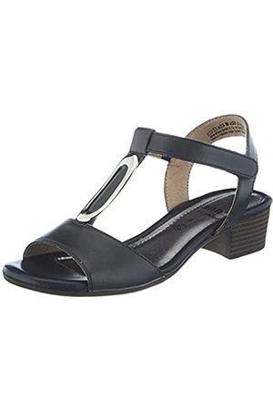 Jana 100% comfort Damen 8-8-28322-26 Sandale mit Absatz