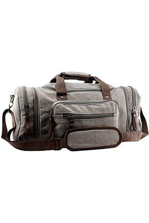 JIAO MIAO Handtaschen - Unisex - Erwachsene über Nacht handtaschen-Schulter Segeltuch-Spielraum Tote gepäck Weekender seesack