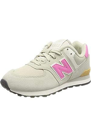 New Balance 574 Modern Sleek Pack Sneaker, (Timberwolf)