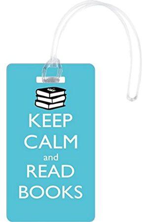 Rikki Knight LLC Reisetaschen - Rikki Knight Flexi Keep Calm and Read Books - RK-2xTagflex-46125