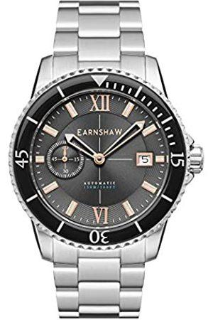 Thomas Earnshaw Herren Uhren - EarnshawHerren-ArmbanduhrStahlsilberfarben