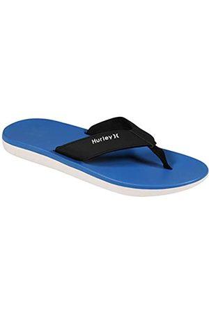 Hurley Crest Sandal - Blue/White - 9