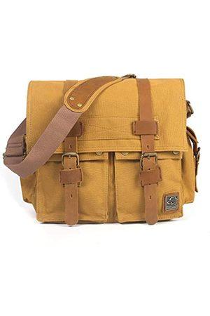 Zuzin Classic Canvas Messenger Bags Crossbody Shoulder Bags Vintage Satchel