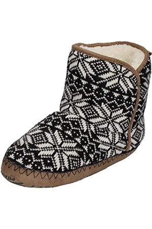 Cool shoe Damen Dakota Niedrige Hausschuhe, (Caviar 01048)