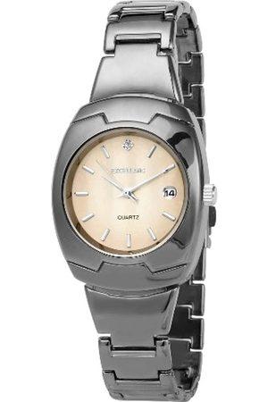 Excellanc Herren-Uhren mit Metallband 284022600038