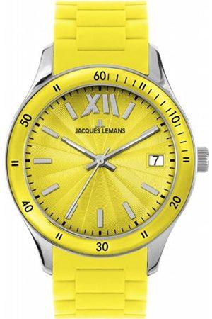 Jacques Lemans Uhren - Sports Unisex-Armbanduhr Rome Sports 1-1622E