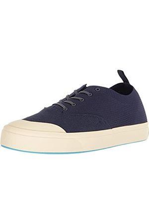 Native Shoes Unisex Jefferson Plimsoll Regatta Blue/Bone White 5 Women / 3 Men M US