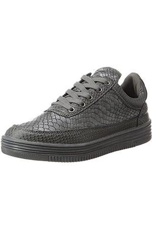 Ichi Damen A MILIKA FW Sneaker, (Ebony)