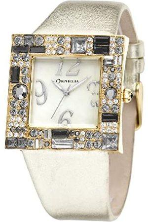 ORPHELIA Damen Uhren - Damenuhr Quarz 152-1603-11