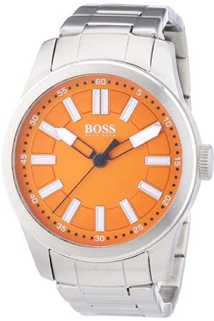 HUGO BOSS Boss Herren-Armbanduhr XL Big Up Analog Quarz Edelstahl 1512935