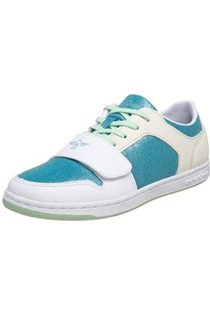 Creative Recreation Damen Cesario Lo Low-Top Sneaker, Elfenbein (Metallische Leinwand)
