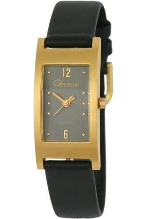 ORPHELIA Damen Uhren - Damen-Armbanduhr Analog Quarz 142-1011-84