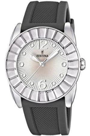 Festina Damen Uhren - Damen-Armbanduhr Trend Dreamcollection Analog Silikon F16540/4