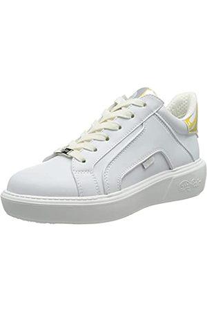 Buffalo Damen Match PLS Sneaker, White