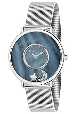 Morellato Damen Uhren - Damen Analog Quarz Uhr mit Edelstahl Armband R0153150506