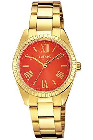 Lorus Damen Uhren - Damen Analog Klassisch Quarz Uhr mit Edelstahl Armband RG232KX9