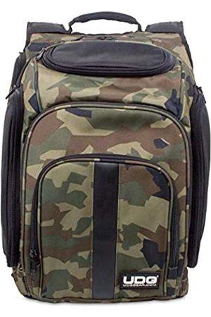 UDG GEAR Unisex Udg Ultimate Digi Backpack Black Camo/Orange Inside U9101BC/OR