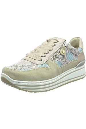 ARA Damen Sapporo Sneaker, Sand,Pastell/Puder
