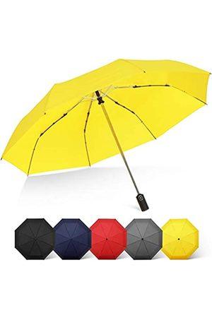 Kosycosy Laptop- & Aktentaschen - Kompakter Reise-Regenschirm, winddicht, automatisch, faltbar
