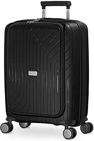 Hauptstadtkoffer TXL - leichtes Handgepäck mit Laptoptasche, Hartschalentrolley aus robustem Polypropylen, Business Trolley 55 cm, 40 L