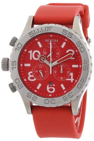 Nixon Herren-Armbanduhr Chronograph Plastik A038200-00