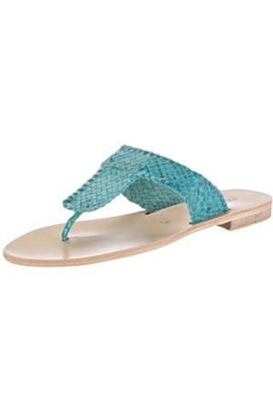Coral Blue CB.V212504, Damen Sandalen/Fashion-Sandalen, Türkis (TUR)