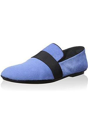 Céline Damen Loafer zweifarbig, (königsblau)