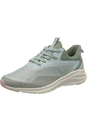 Esprit Damen 031EK1W311 Sneaker, 335/DUSTY Green