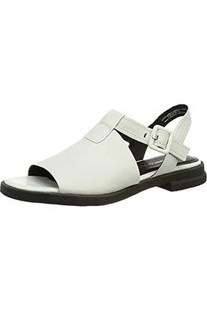 Marco Tozzi Damen 2-2-28164-36 Sandale, White/Black