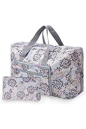 forestfish Reisetaschen - Faltbare Reisetasche, extra groß, verstaubar, leicht