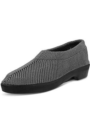 Spring Step Women's Tender Flat, Gray