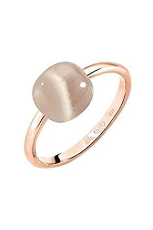 Morellato Damen-Ringe 925 Sterlingsilber mit Kissenschliff Katzenauge '- Ringgröße 55 SAKK87016