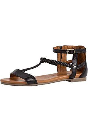 Tamaris Damen Sandale 1-1-28043-24 007 normal Größe: 39 EU