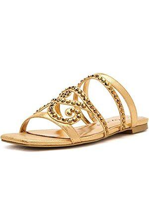 Katy perry Damen The Anat Jeweled Flat Sandalen zum Reinschlüpfen