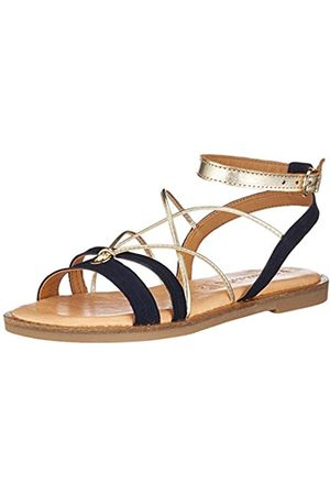 Tamaris Damen 1-1-28117-26 Sandale, Flip-Flop, navy/