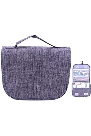 Perriberry Reisetaschen - Kulturbeutel Reisetasche mit Haken zum Aufhängen, wasserabweisend, Make-up-Kosmetiktasche, Reise-Organizer für Zubehör