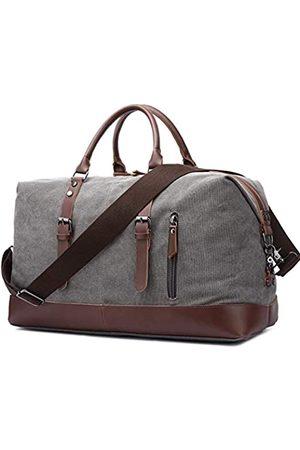 TELOSPORTS Reisetaschen - Übergroße Segeltuch-Reisetasche für Wochenendausflüge