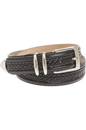 Mezlan AO77 Men's #7727 Belt,Black